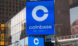 """由于交易缺乏""""加密货币创新"""",Coinbase股价下跌表现不佳"""